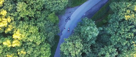 wedding drone video in brighton