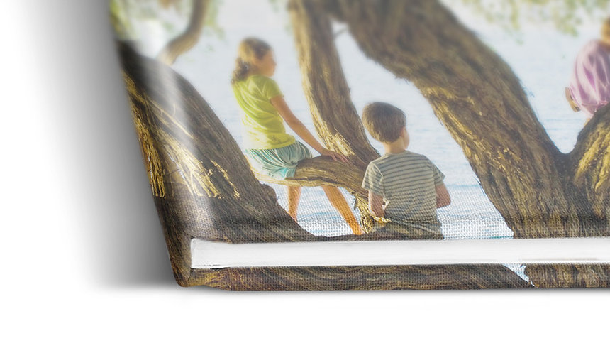 photographer in loughborough leicestershire-holden studios gift shop-printed linen cover albums by holden studios-loughborough leicestershire photographer