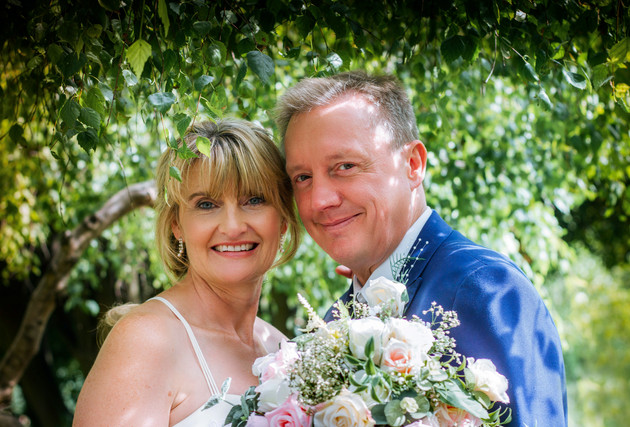 Stuart & Margaret's Wedding Day - Image