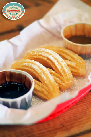 churros desert, cafe photos in east sussex, product photographer in east sussex, east sussex product photography