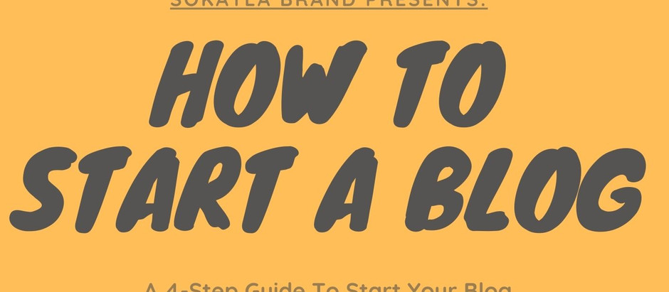 Are You Ready to Start a Blog?