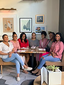 Galentine's Brunch _ Dallas Black Blogge
