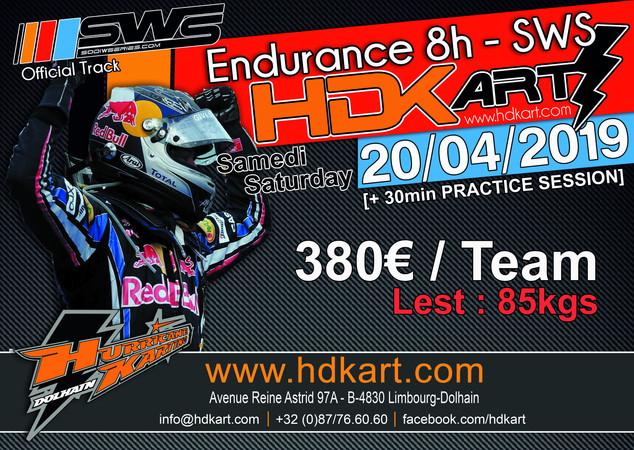[RACE] 8 Heures/Hours SWS - HDKART