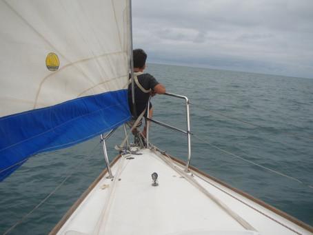 Final de semana com luau na Ilha do Promirim, Ubatuba