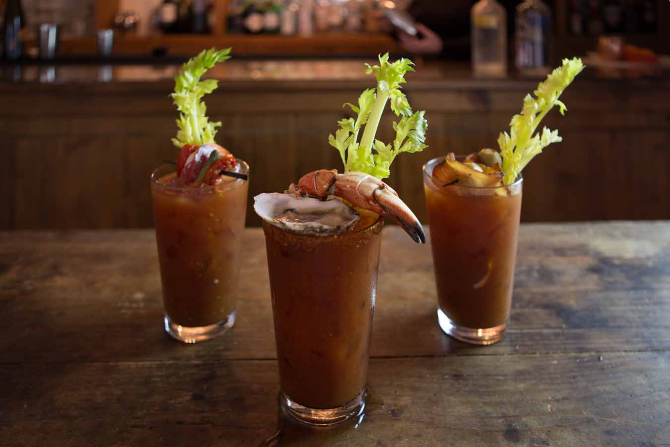 Artisanal Bloody Marys