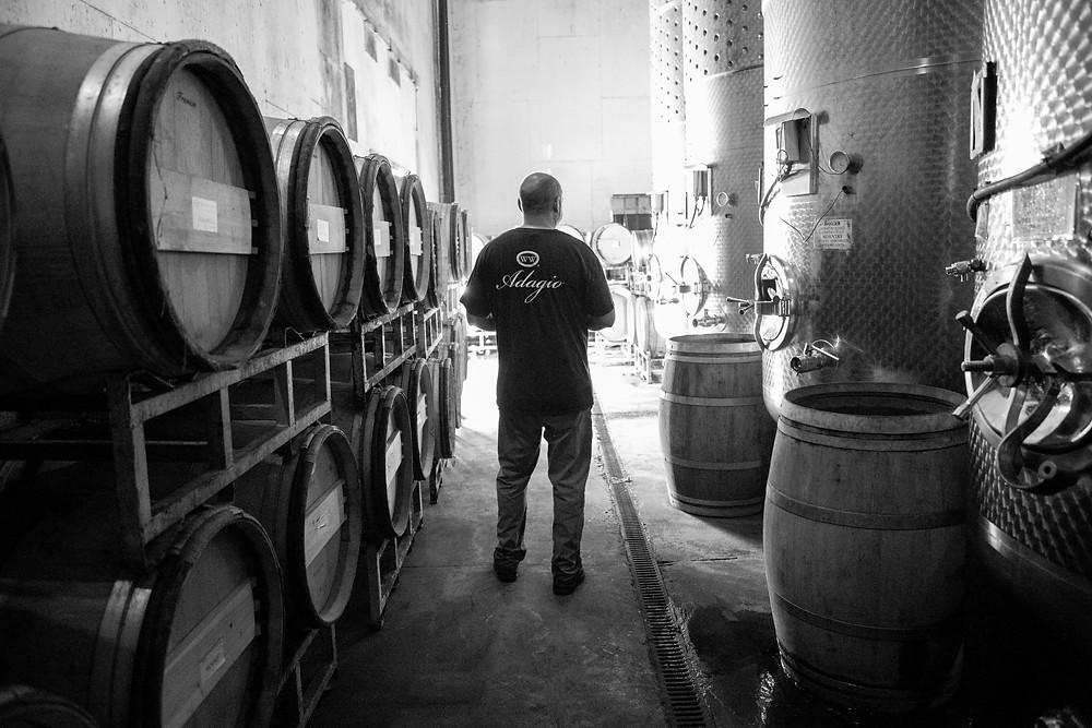 2017 Williamsburg Winery Adagio