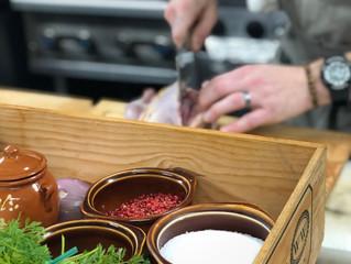 Chef David's Braised Pheasant