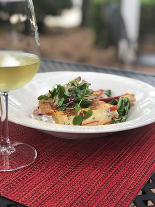 Celebrating Pi(e) Day with Chorizo Quiche from The Williamsburg Winery