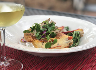 Celebrating Pi(e) Day with Chorizo Quiche from The Williamsburg Winery