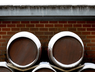 There is No Off-Season in Winemaking: Winter on the Farm