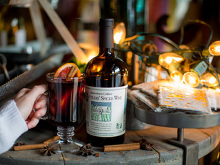5 Easy Ways to Use Settlers' Spiced Wine
