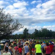 A Beautiful Day for Run Club