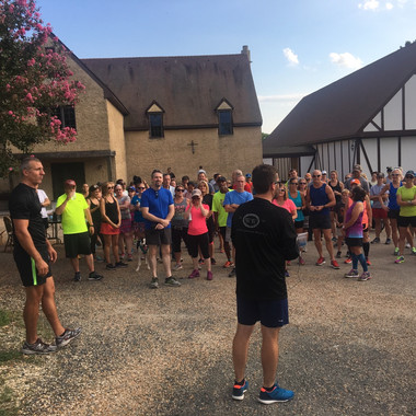 Opening Remarks for the Run Club
