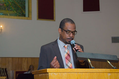 Pastor DeNon no microphone.jpg
