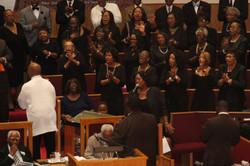 Church Anniversary Mass Choir