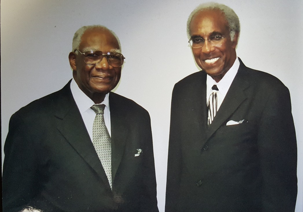 Pastor Curry and Pastor Drake