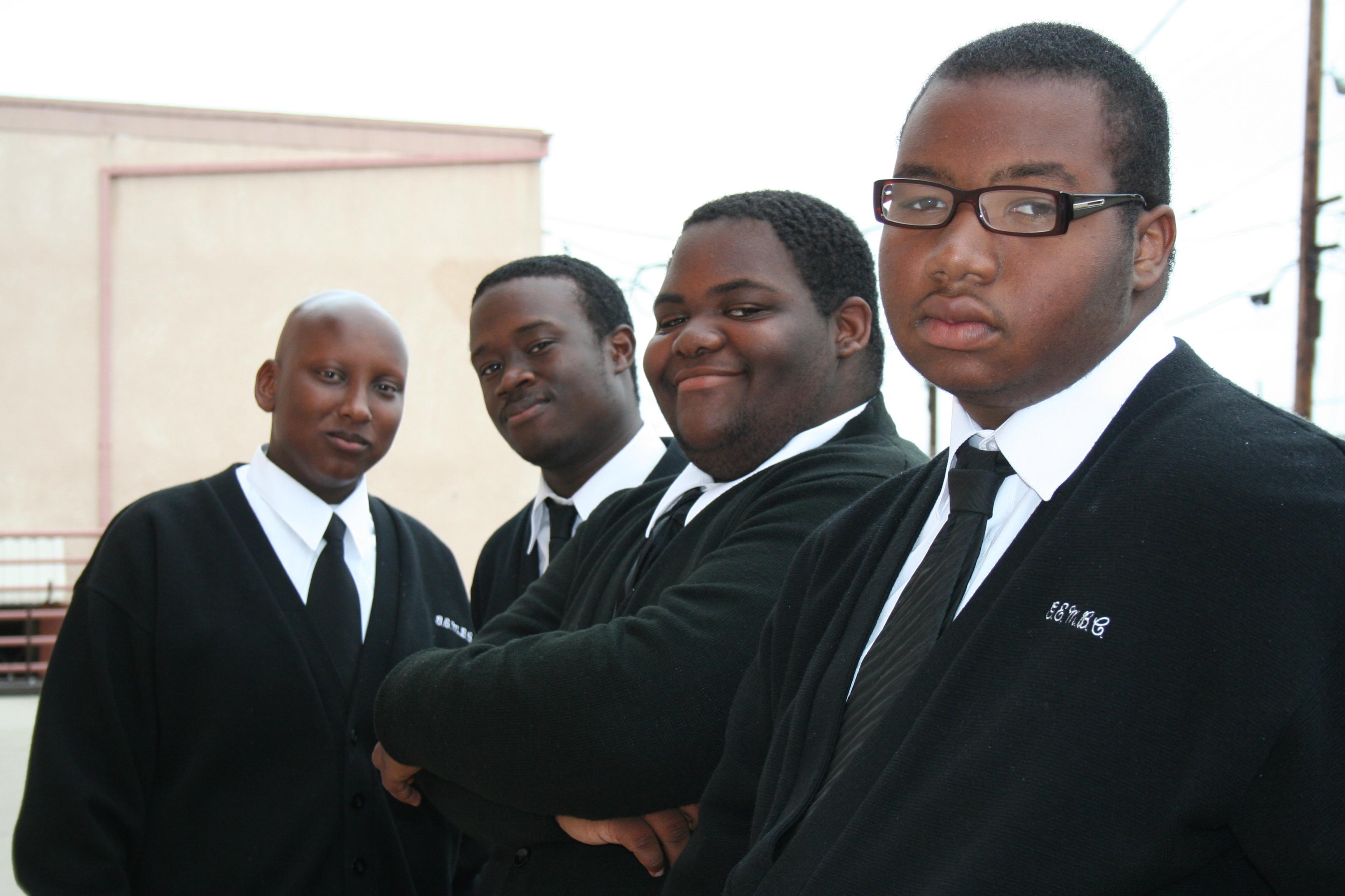 Youth Choir Members