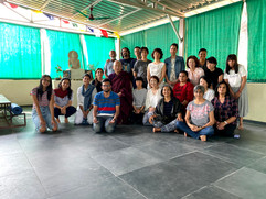 Vajradhatu Retreat with ven Sudhammacara 2019