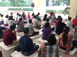 In Retreat with Ven. Sudhammacara
