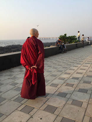 A Walk on the Promenade