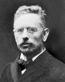 Otto Jespersen in 1915