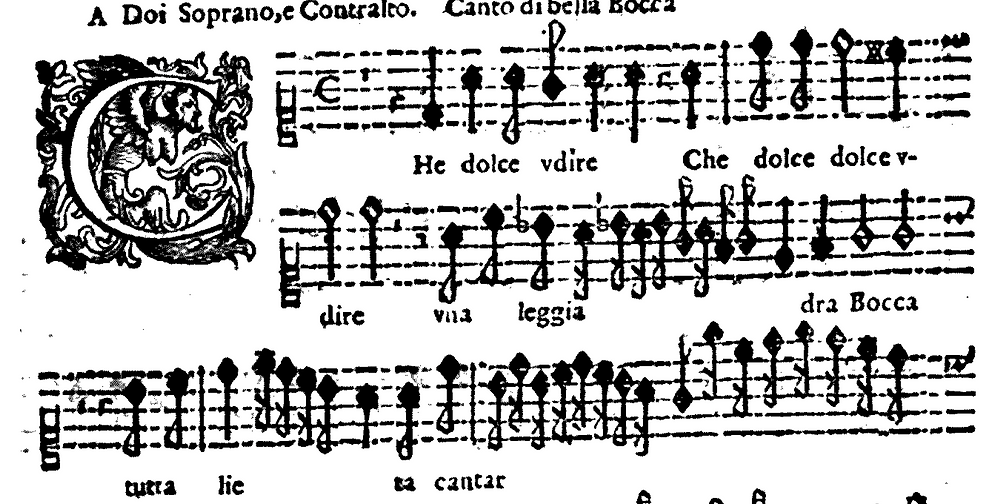 An Excerpt from Strozzi's Volume 1