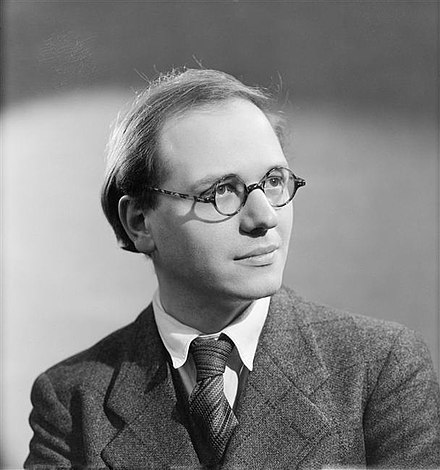 Olivier Messiaen in 1937