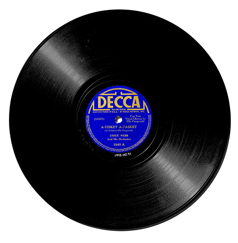 1938 Record from the Smithsonian