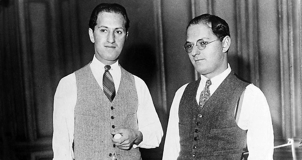 The Gershwin Brothers, Library of Congress