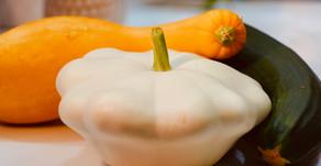 Victory Garden Cooking: Pasta mit Kürbissauce –Pasta with Squash Sauce