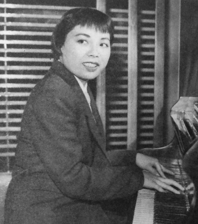 Toshiko Dec. 1953