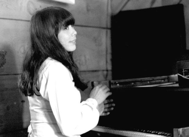 Toshiko in 1978, Brian McMillen