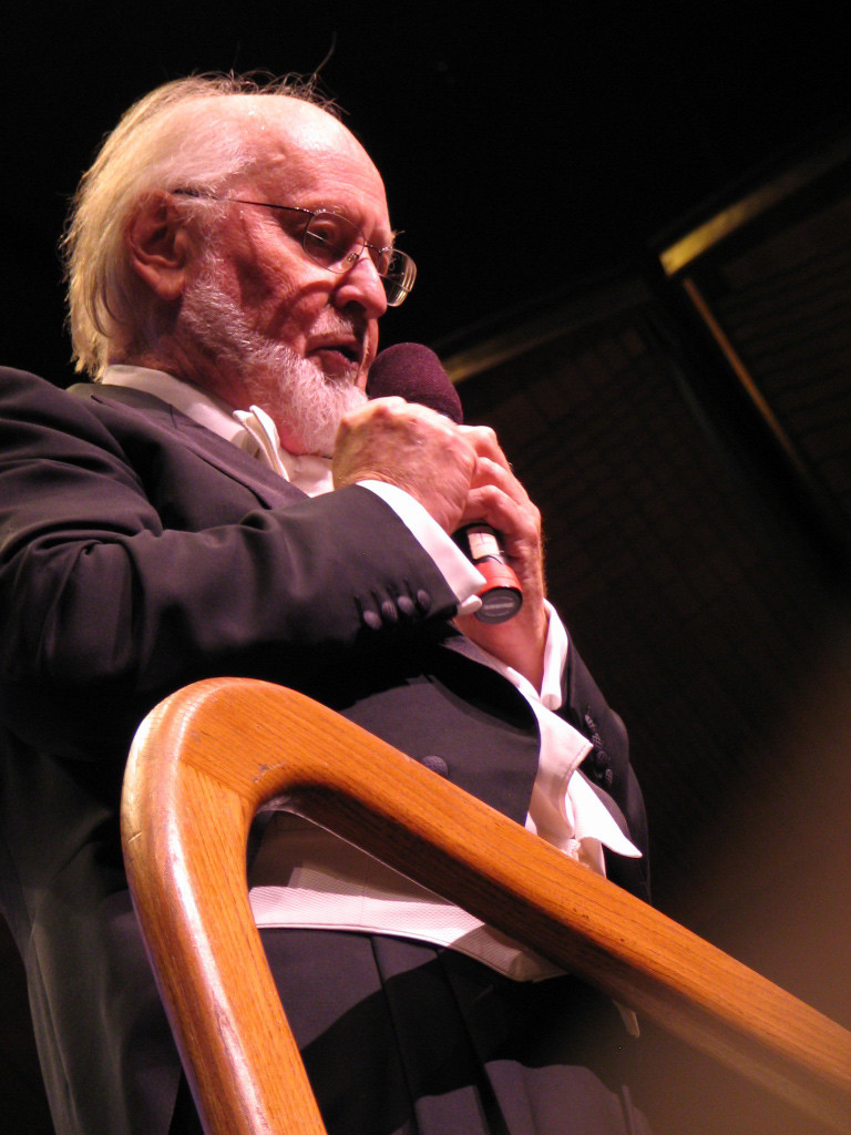 John Williams, 2007, Photo: Wikipedia