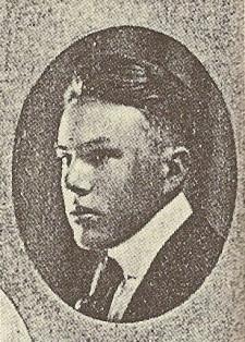 Partch 1919 High School Portrait
