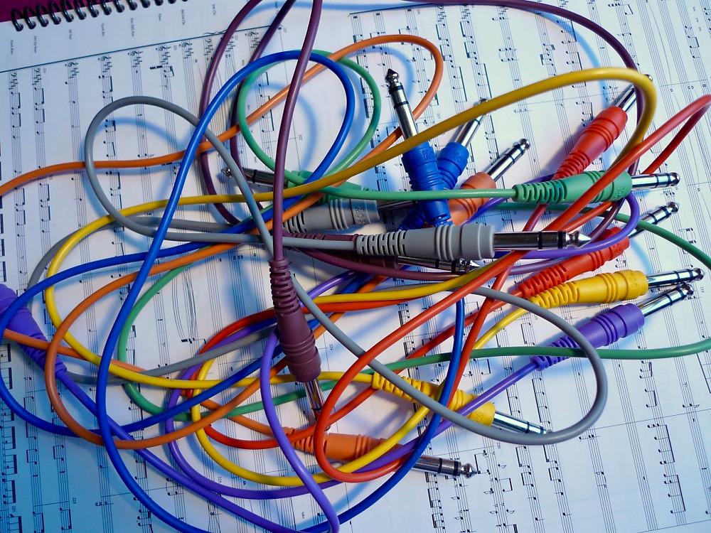 Multi-color Patch Cables