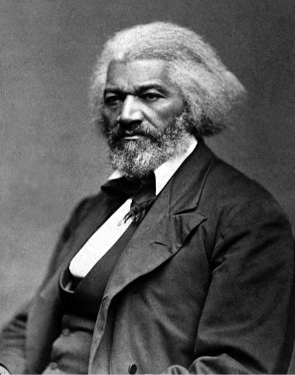 Frederick Douglass in 1879
