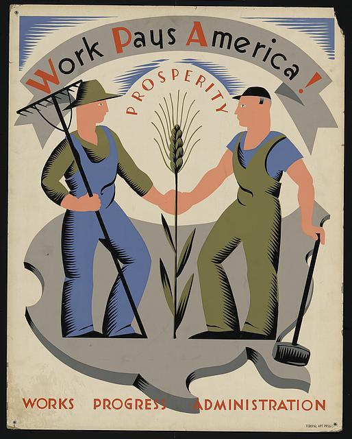 WPA Poster LoC