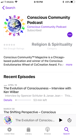 Conscious Community Podcast