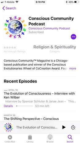 Conscious Community Podcast