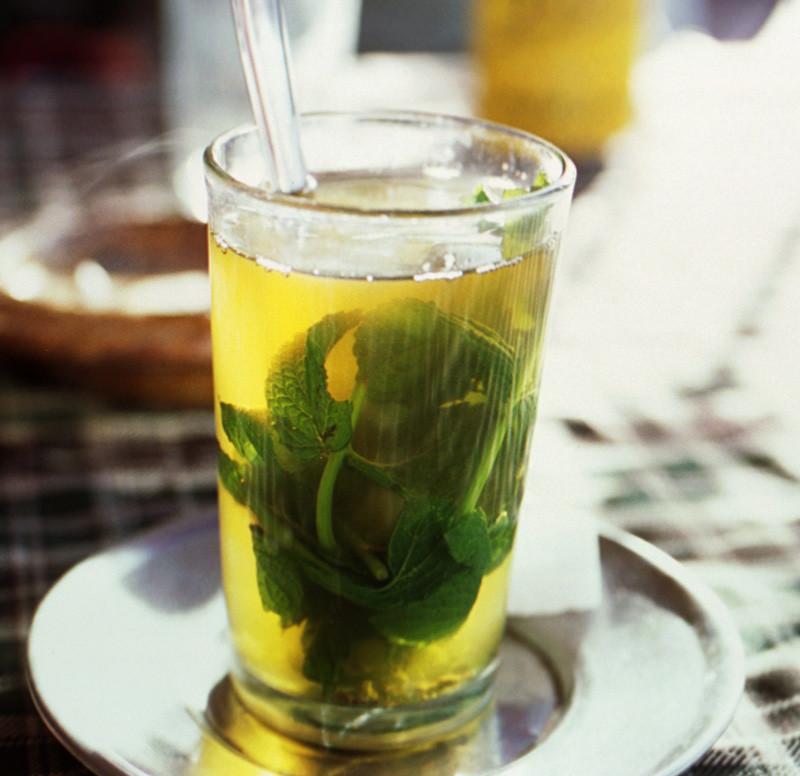 Moroccan Mint Tea (wikipedia)