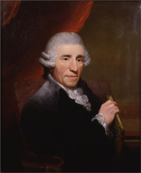 Haydn, Thomas Hardy, 1791