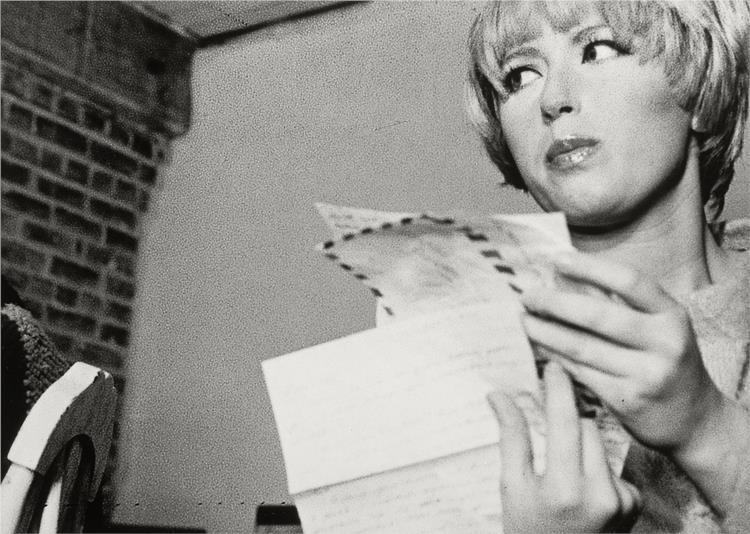 Untitled Film Still #5 Cindy Sherman Date: 1977