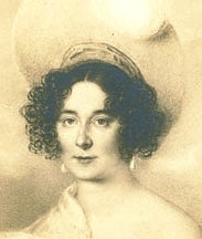 Therese Malfatti, Pastel from Beethoven's Home