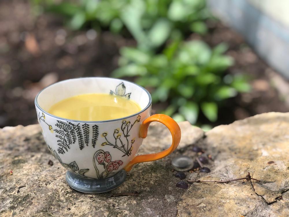 Golden Milk Tea