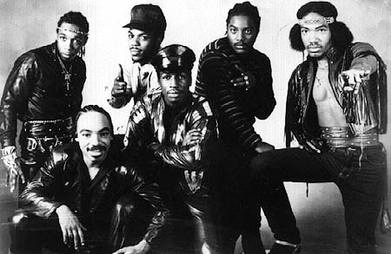 Grandmaster Flash and the Furious Five c. 1978