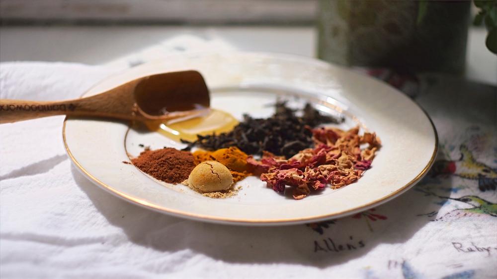 Anti-Inflammatory Ingredients