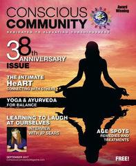 Conscious Community Print Magazine