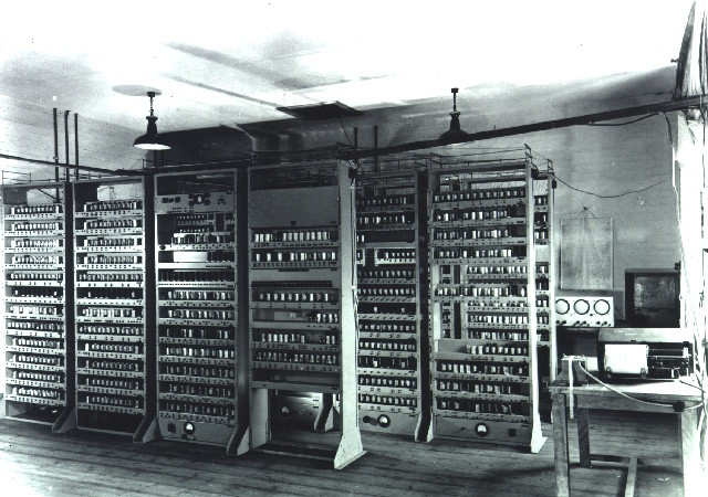 Electronic Delay Storage Automatic Calculator in 1948