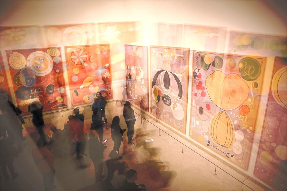 Guggenheim Klint Show 2019, Photo by Kerensa Pickett, CC license