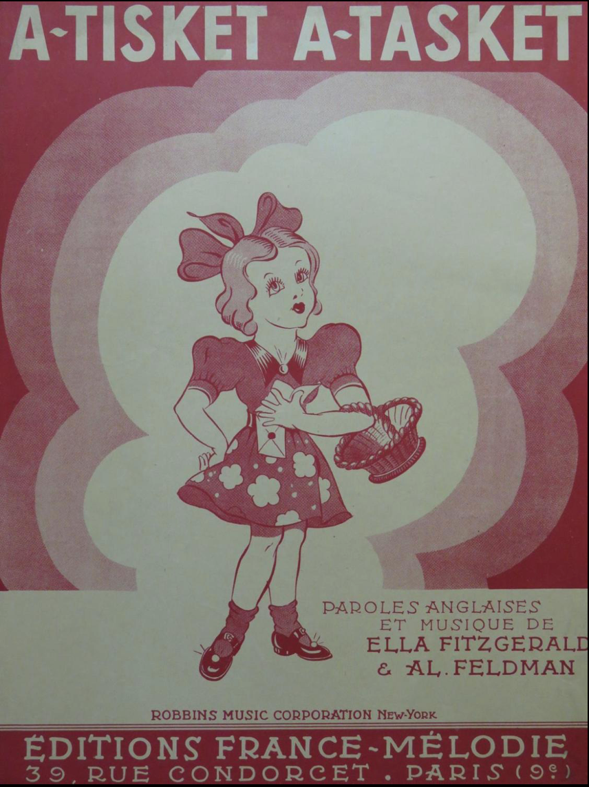 Sheet Music from 1938